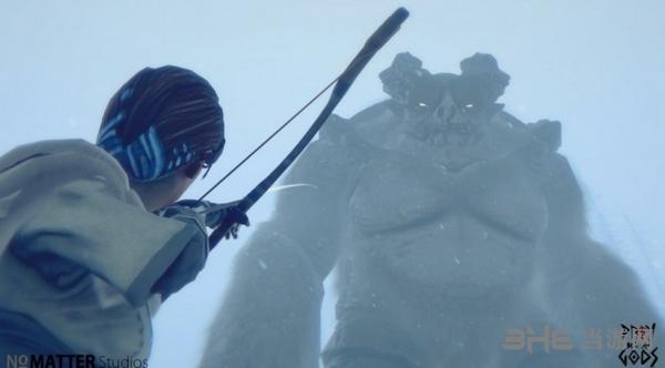巨神狩猎游戏截图