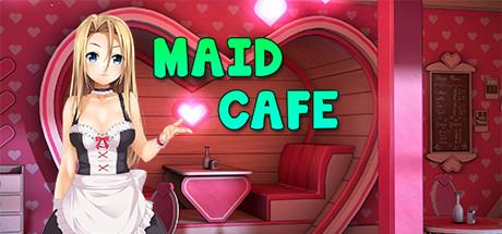 女仆咖啡馆宣传图