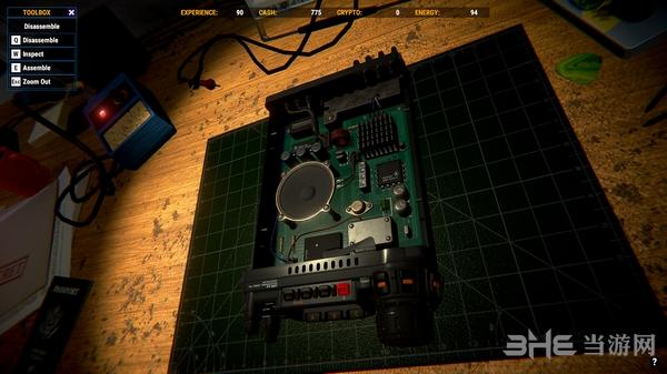 电子设备修理模拟器截图0