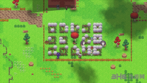 机器人农场截图0