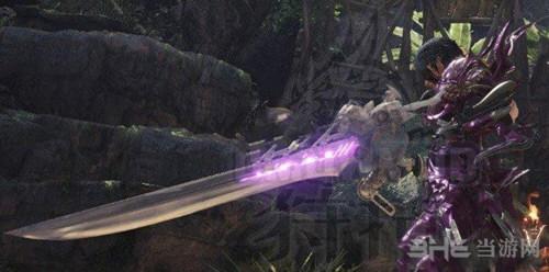 怪物猎人世界FF15引擎剑MOD截图0