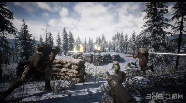 战斗堡垒:阿登突击截图1