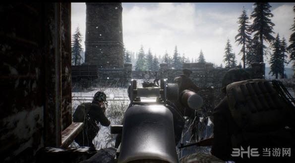战斗堡垒:阿登突击截图4