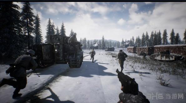战斗堡垒:阿登突击截图5