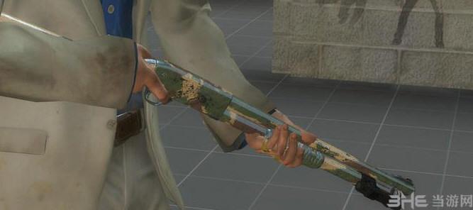 求生之路2伊萨卡37散弹枪MOD截图4