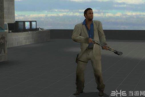 求生之路2伊萨卡37散弹枪MOD截图3