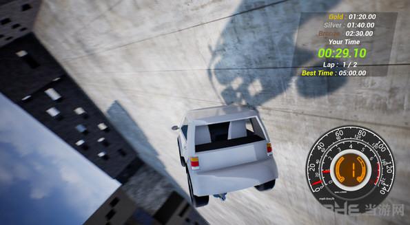 Flex启示录赛车截图2