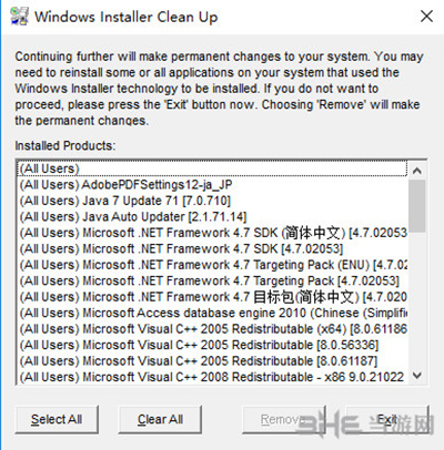 Windows Install Clean Up