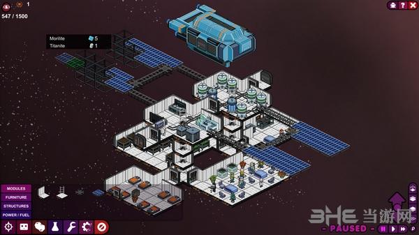 米宝太空站点截图1