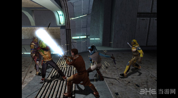 星球大战:旧共和国武士截图1