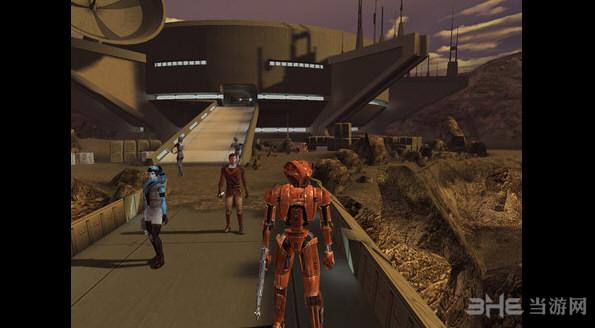 星球大战:旧共和国武士截图5