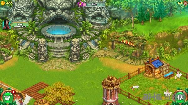 部落农场:龙岛截图1