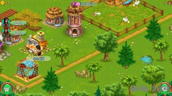 部落农场:龙岛截图3