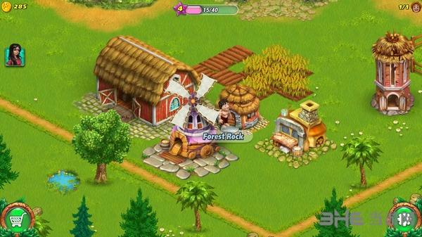 部落农场:龙岛截图7