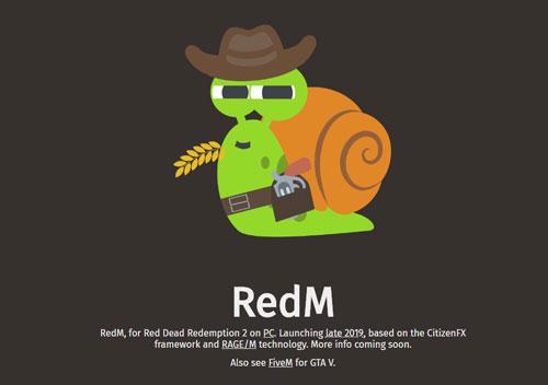 《荒野大镖客2》RedM即将到来