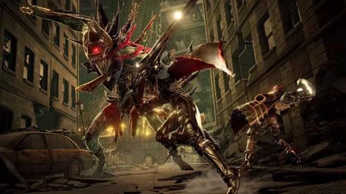 噬血代码游戏截图