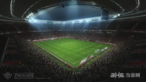 实况足球2014游戏宣传图