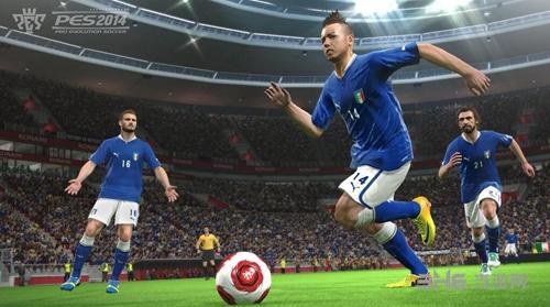 实况足球2014游戏宣传图1