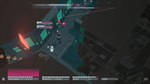 《疾速追杀Hex》 游戏截图9