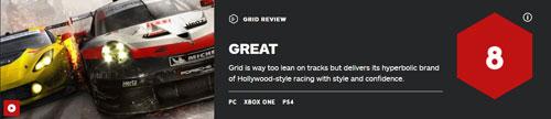《超级房车赛》IGN评分