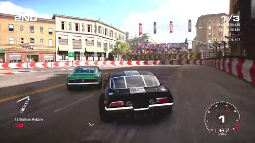《超级房车赛》游戏截图4