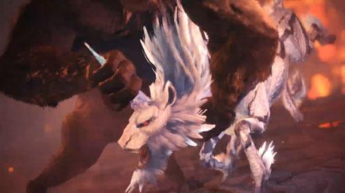 《怪物猎人世界:冰原》游戏截图4