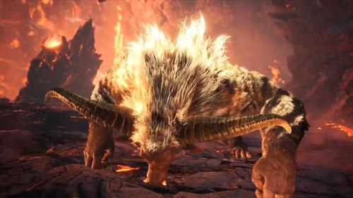 《怪物猎人世界:冰原》游戏截图3