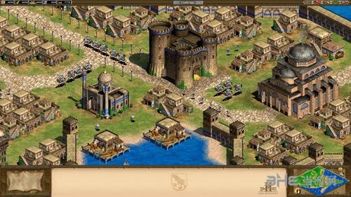 帝国时代2高清版游戏截图