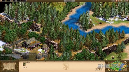 帝国时代2高清版游戏截图1
