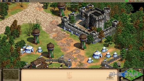 帝国时代2高清版游戏截图3