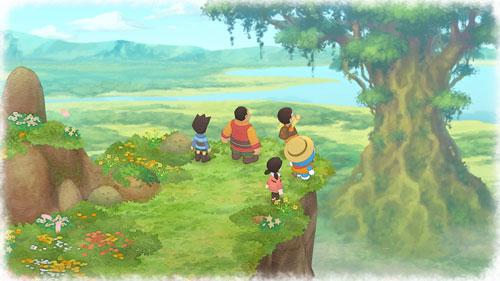 《哆啦A梦:牧场物语》游戏截图2