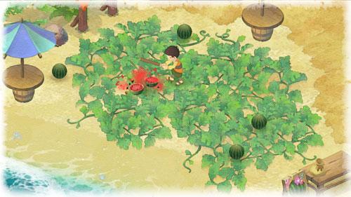 《哆啦A梦:牧场物语》游戏截图3