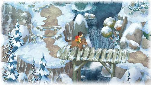 《哆啦A梦:牧场物语》游戏截图4
