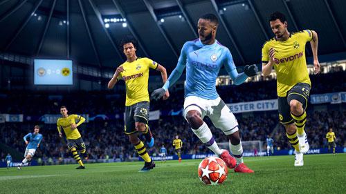 《FIFA 20》游戏截图1