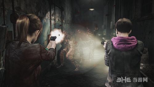 生化危机:启示录2游戏截图6
