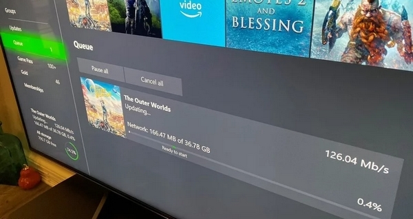 Xbox One天外世界图片