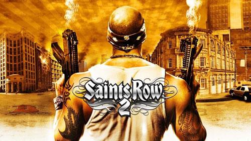 《黑道圣徒2》游戏截图