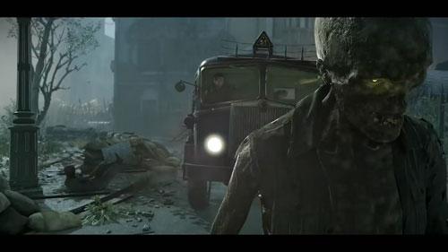 《僵尸部队4:死亡战争》游戏截图3
