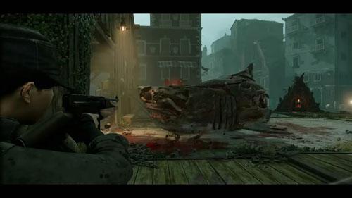 《僵尸部队4:死亡战争》游戏截图4