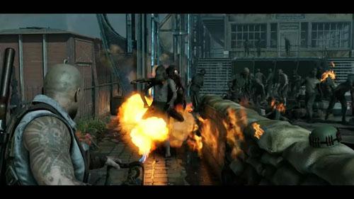 《僵尸部队4:死亡战争》游戏截图6