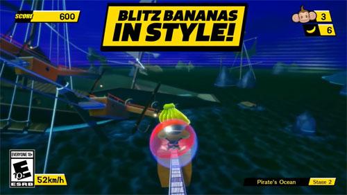 《现尝好滋味超级猴子球》游戏截图2