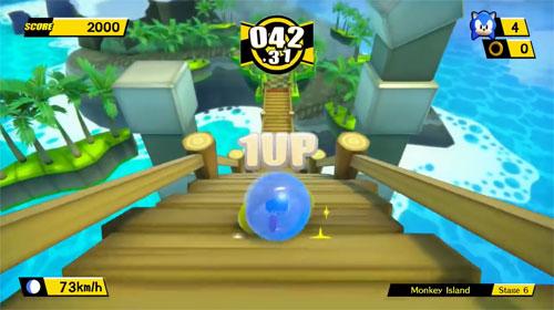 《现尝好滋味超级猴子球》游戏截图5