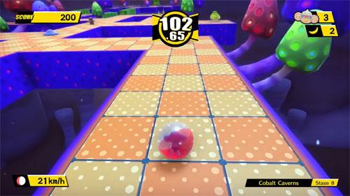《现尝好滋味超级猴子球》游戏截图4