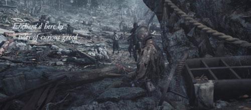 《乱:失落之岛》游戏截图4