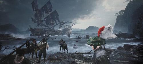 《乱:失落之岛》游戏截图3