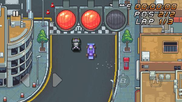 超级街机赛车截图6