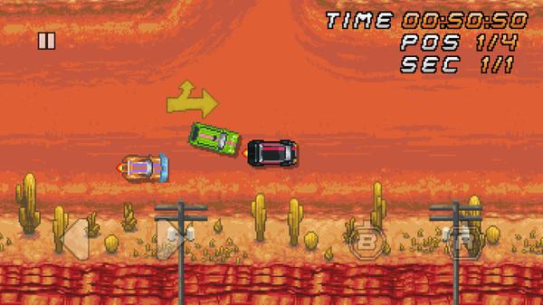 超级街机赛车截图5