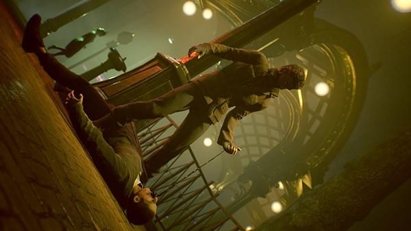 吸血鬼避世血族2游戏图片