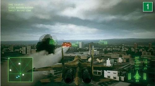 《皇牌空战7》游戏截图2