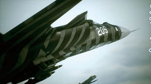 《皇牌空战7》游戏截图5
